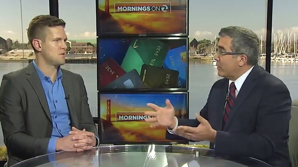 (KTVU-TV/Fox News) Ryan stopped by KTVU-TV to share five mistakes we should avoid making with our credit cards.