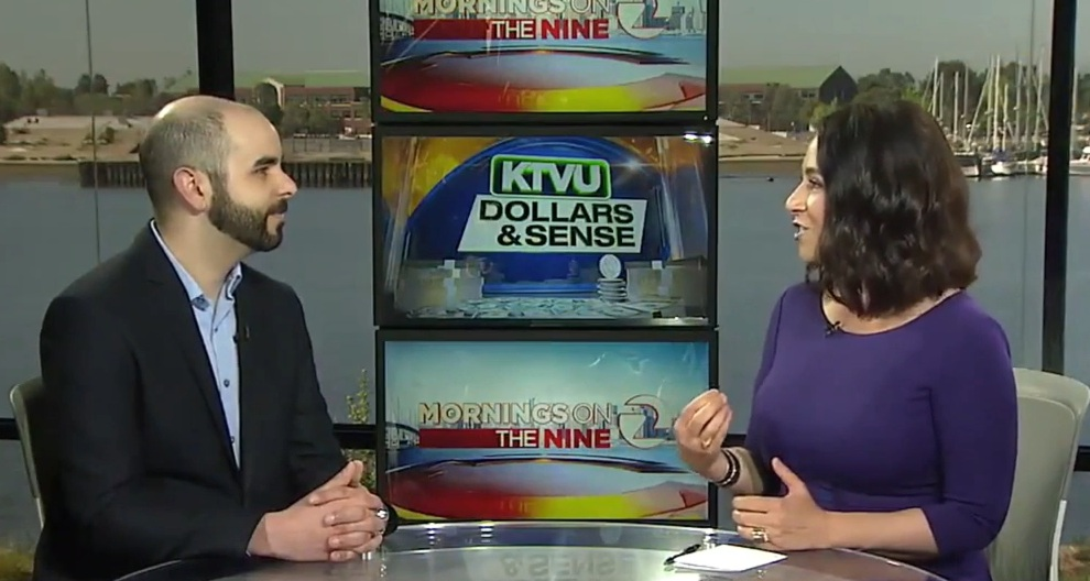 (KTVU-TV) Jump-start your spring by sparking joy with your finances. Jirayr sat down with KTVU-TV to share 5 tips to tidy up your accounts and #retirement goals.