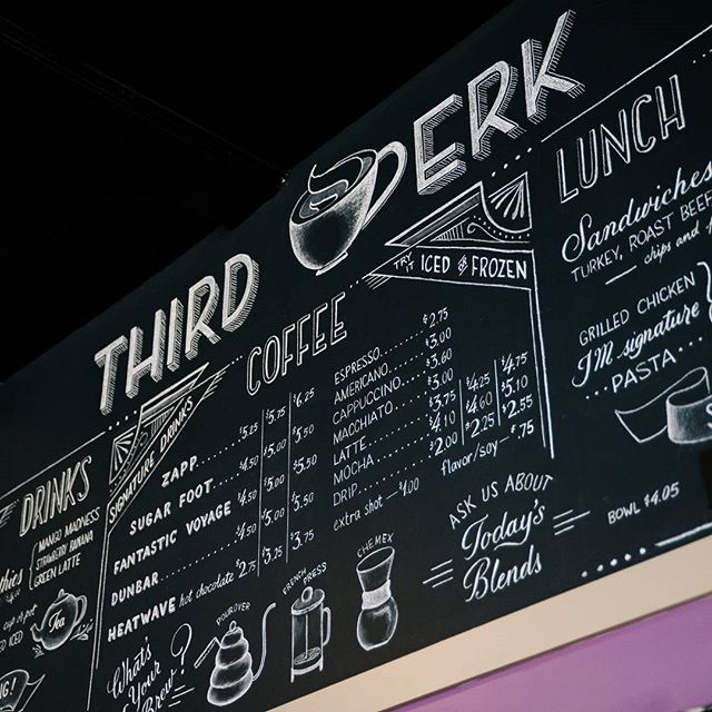 Still love this one from 2015! Head on over to @thirdperk this weekend for brunch or just a comfortable cup of coffee.
