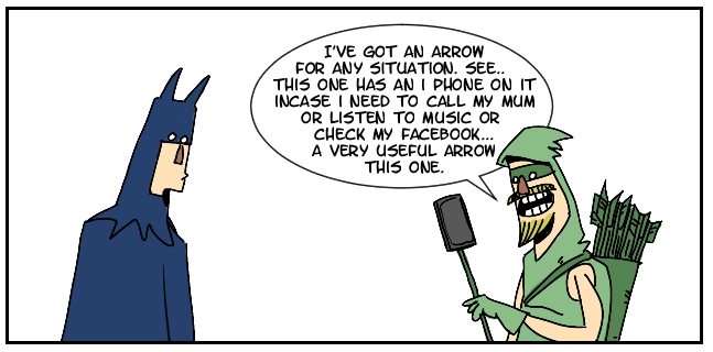 thestoryboardguy green arrow batman