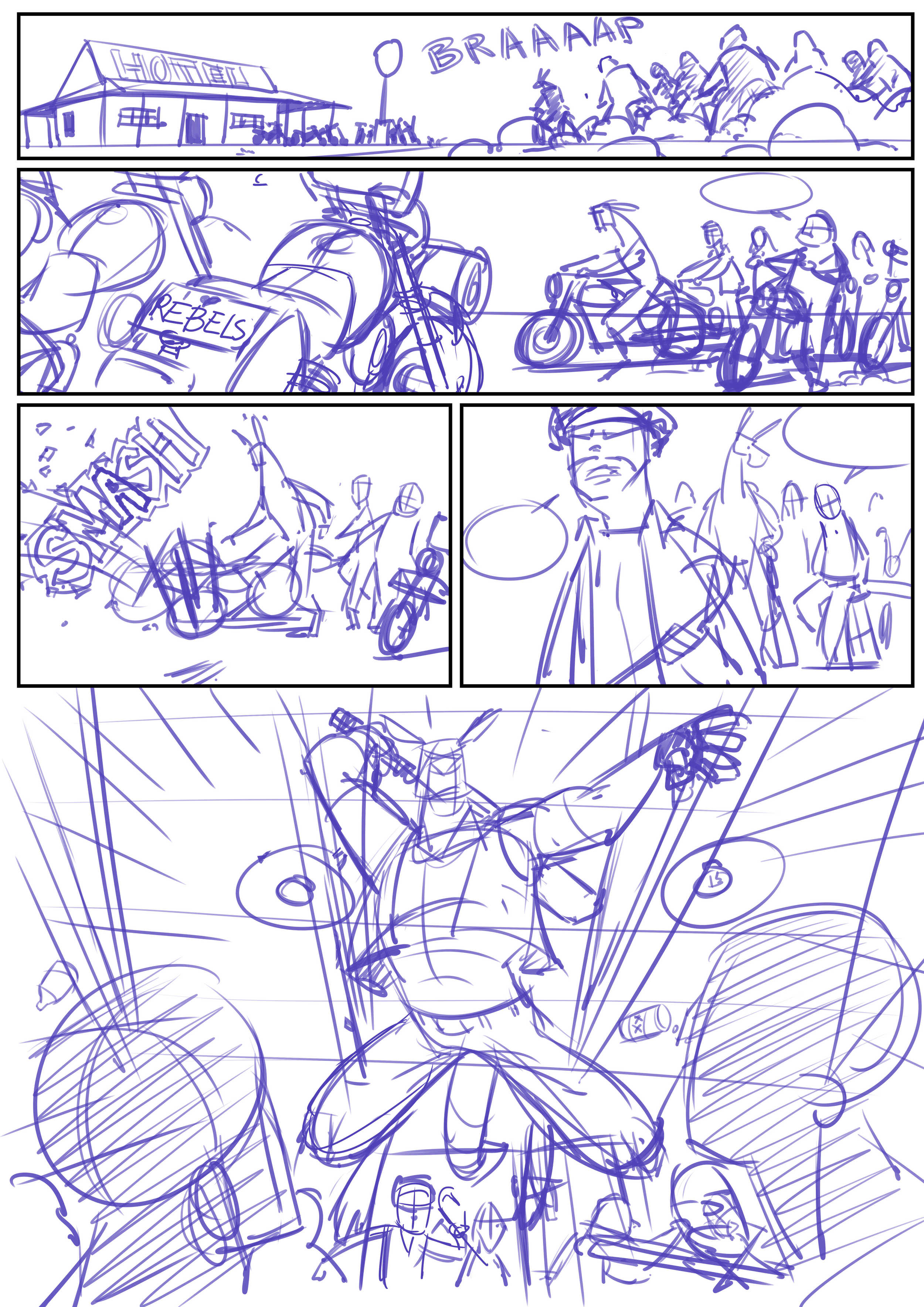 Killeroo page rough