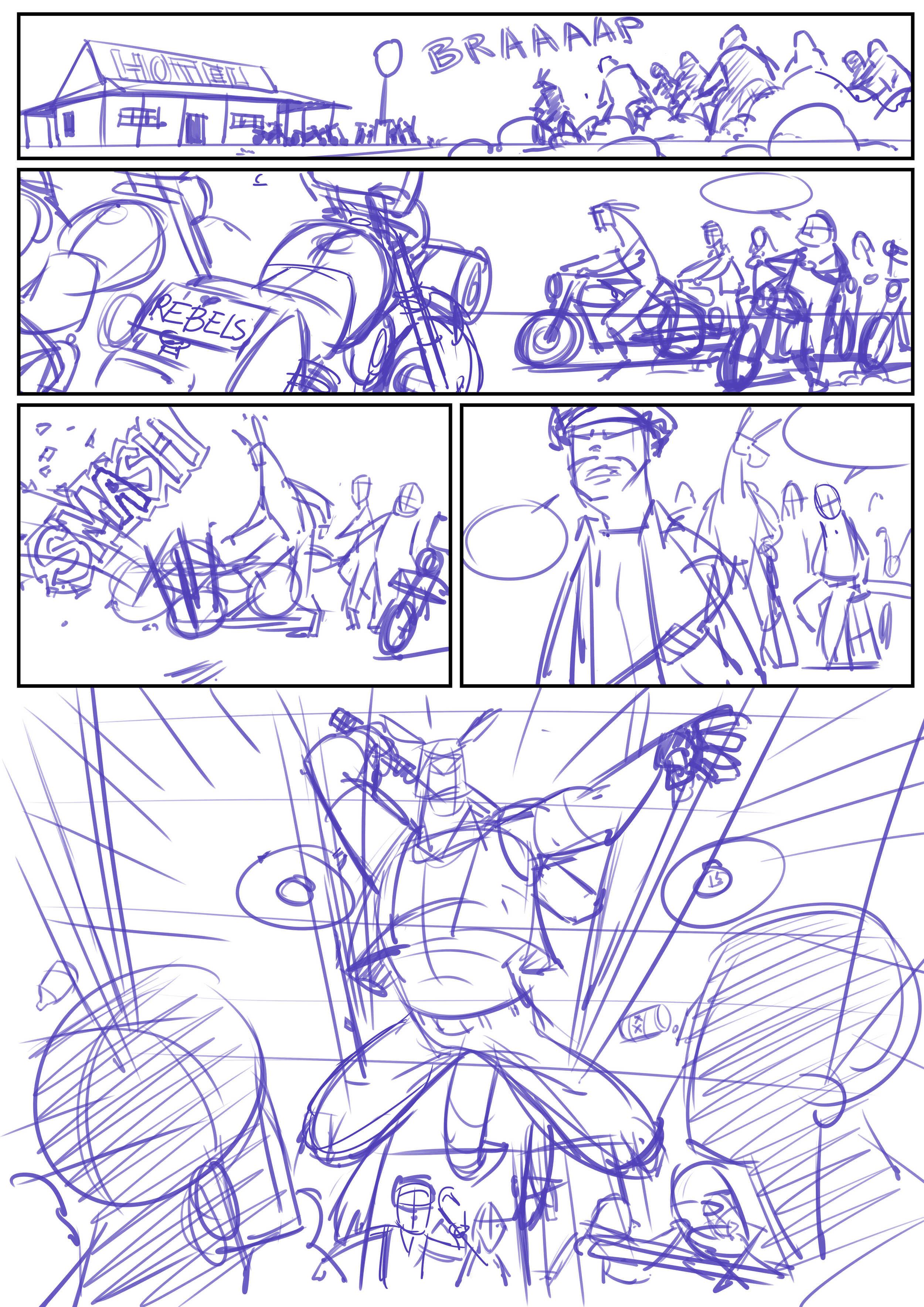 Killeroo page rough