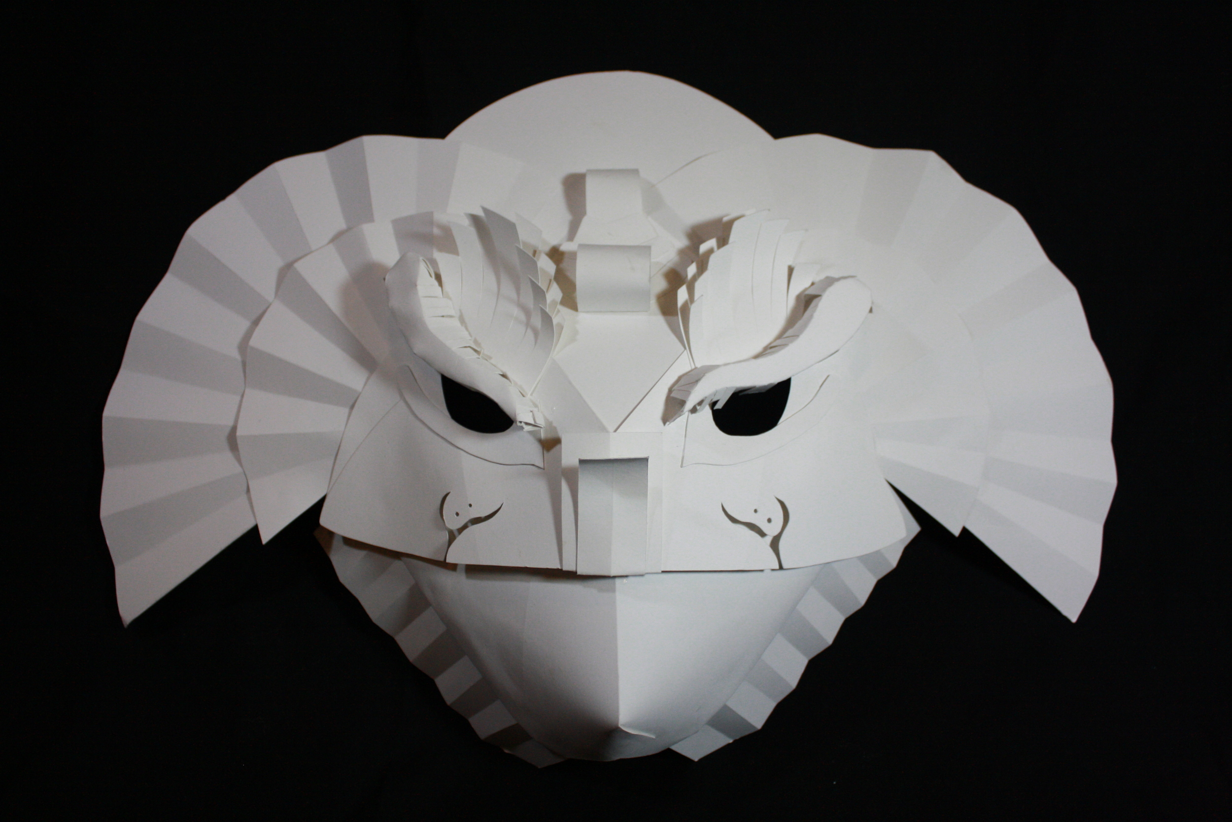 venetian lion mask