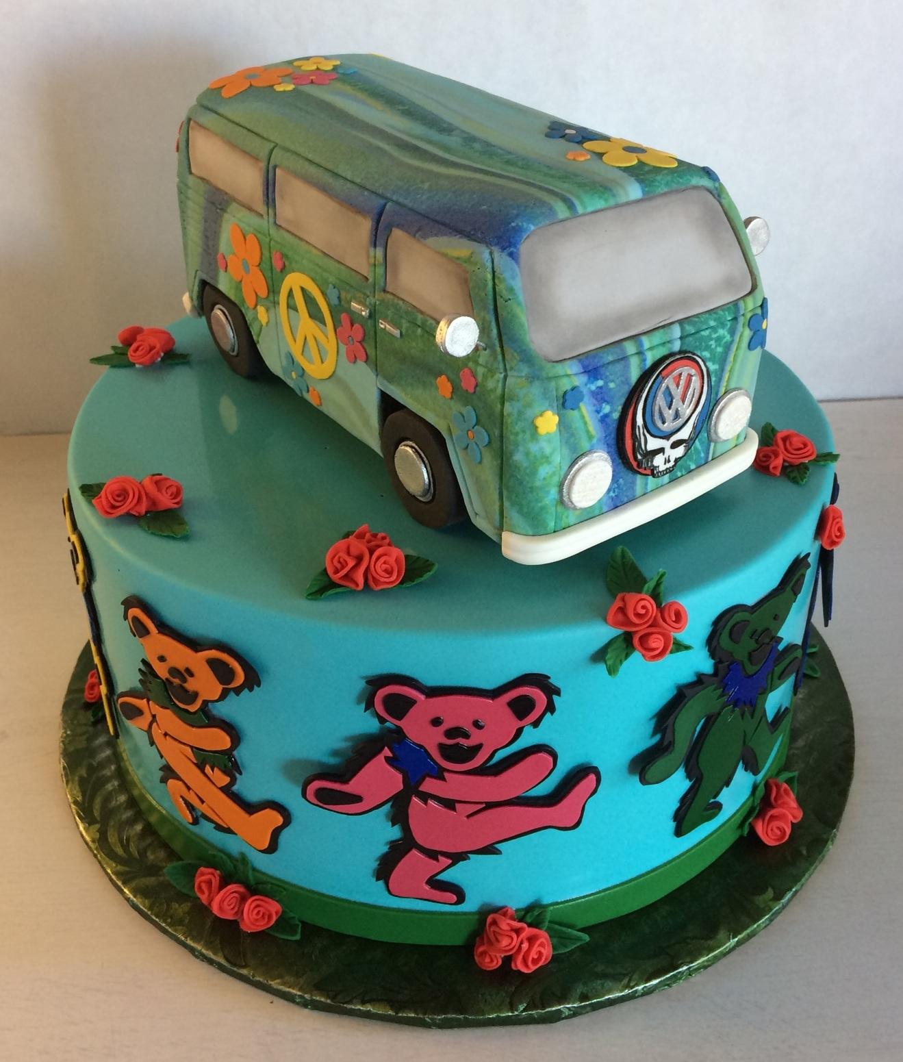 Custom Cakes Wedding And Baked