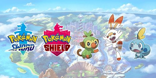 pokemon sword shield new starters.jpeg