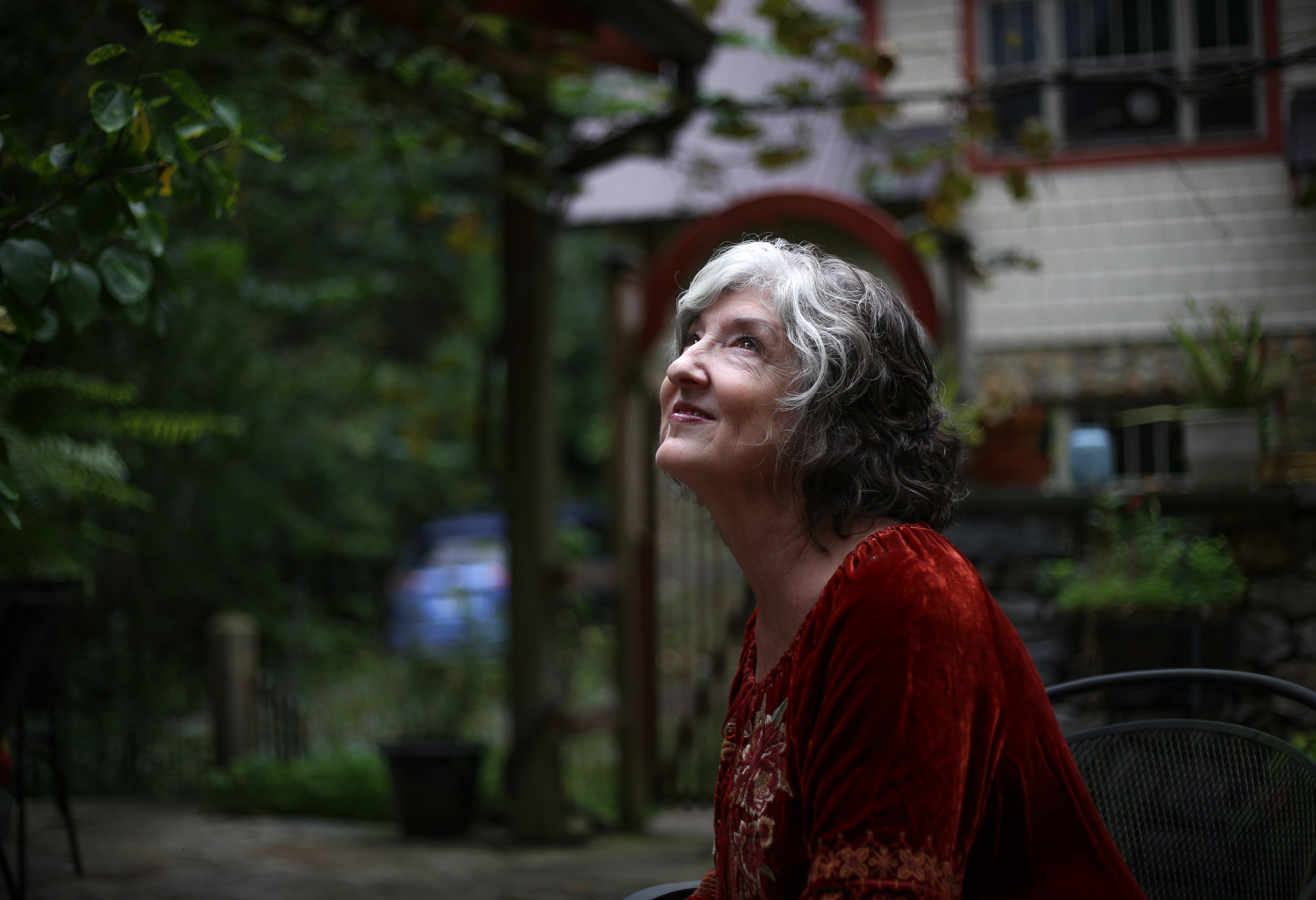 Author Barbara Kingsolver, for the Guardian