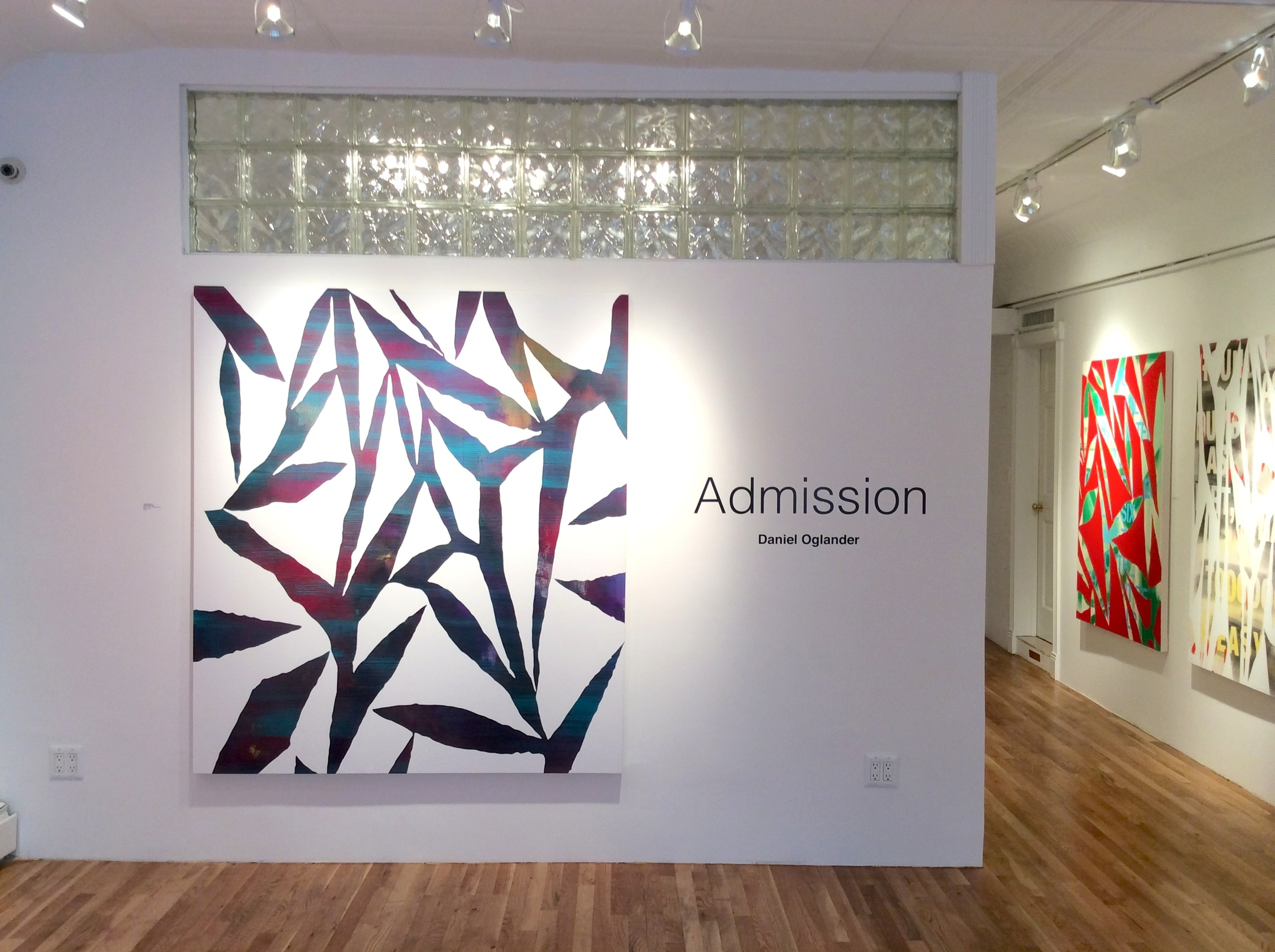 ADMISSION - INSTALLATION VIEW.JPG