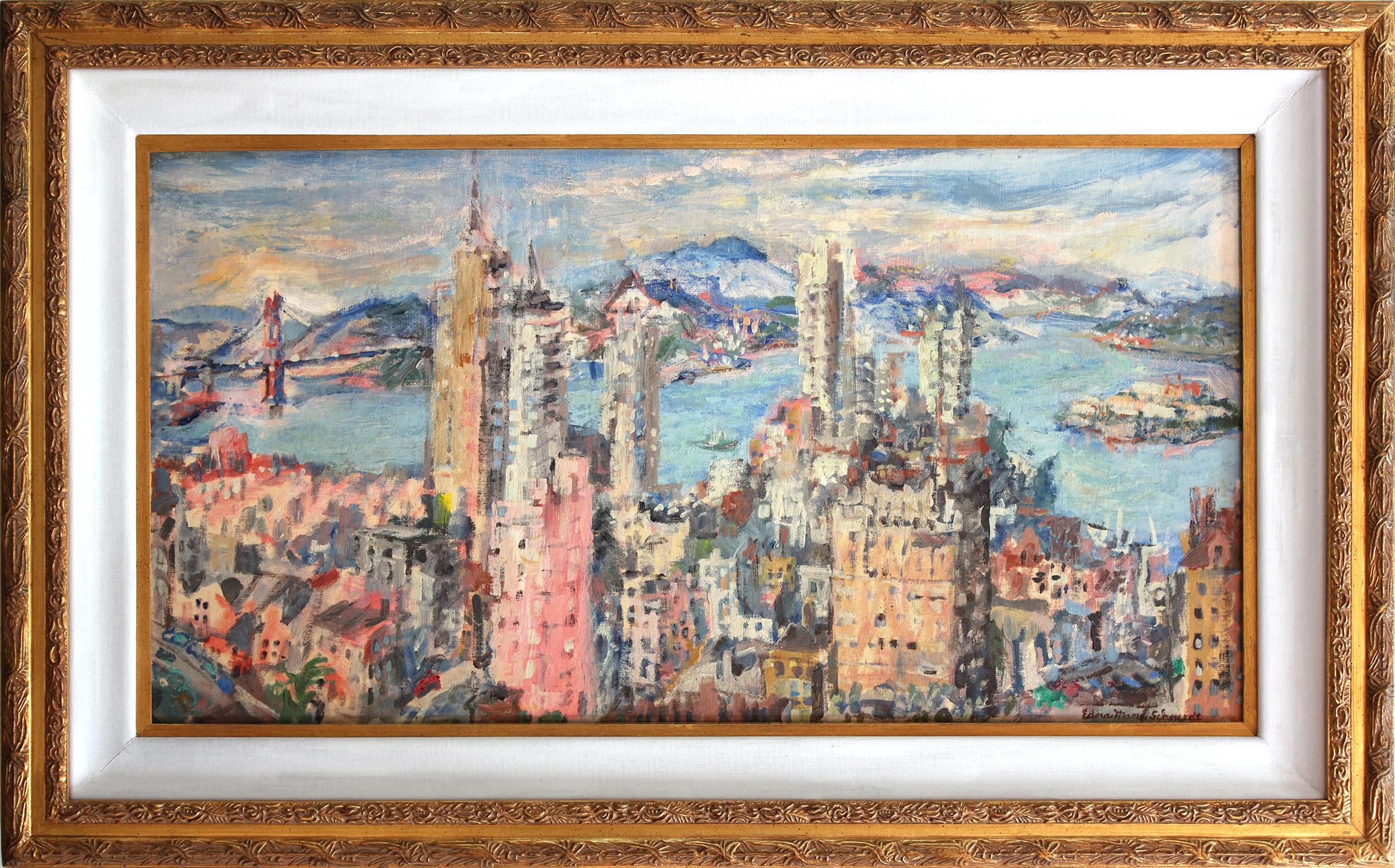 San Francisco Bay, Mid-20th Century