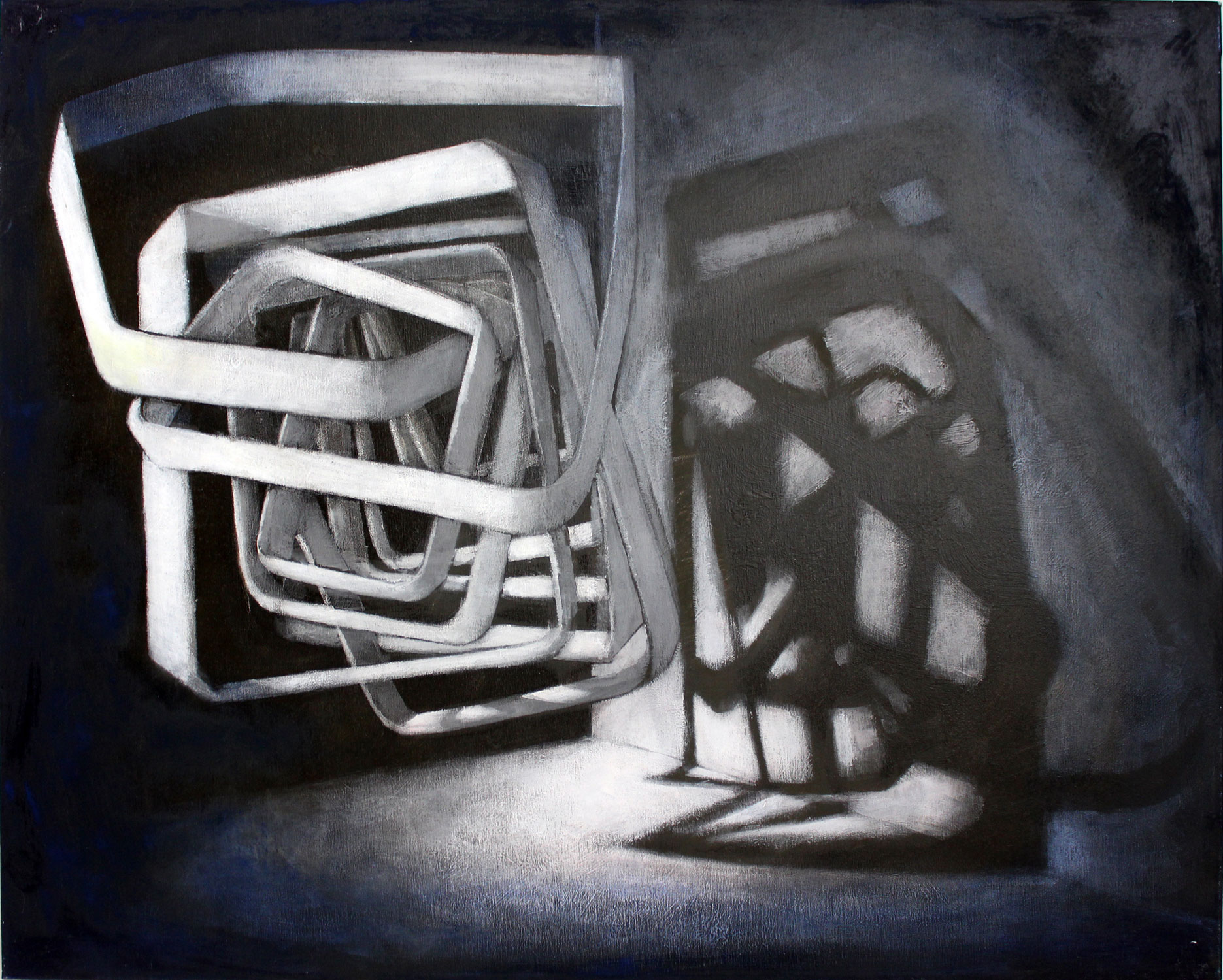 Knot No. 8 - Cornered, 2011