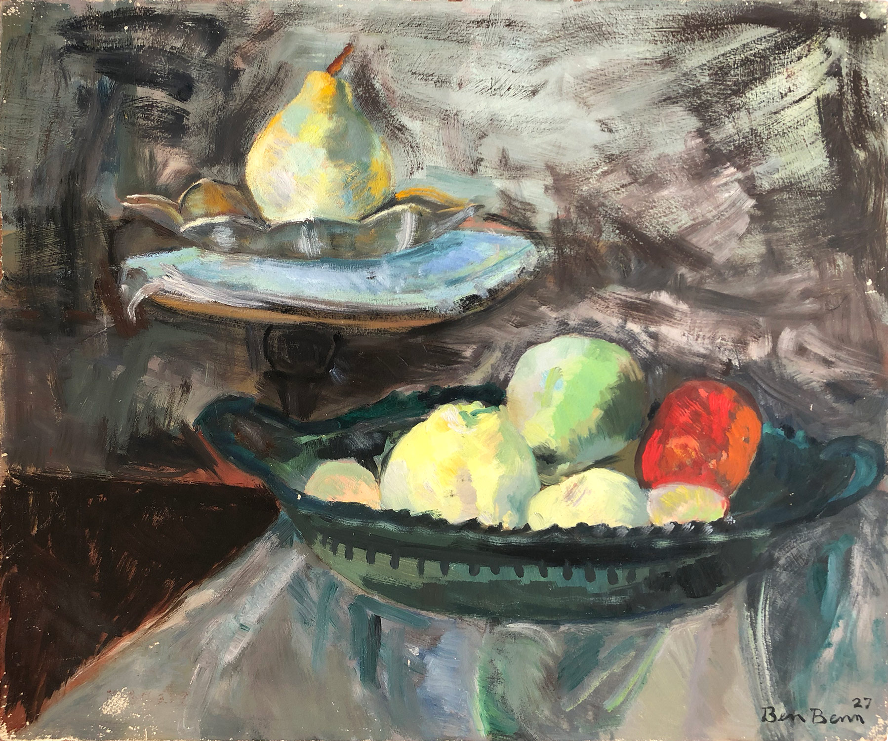 Still Life with Fruits, 1927