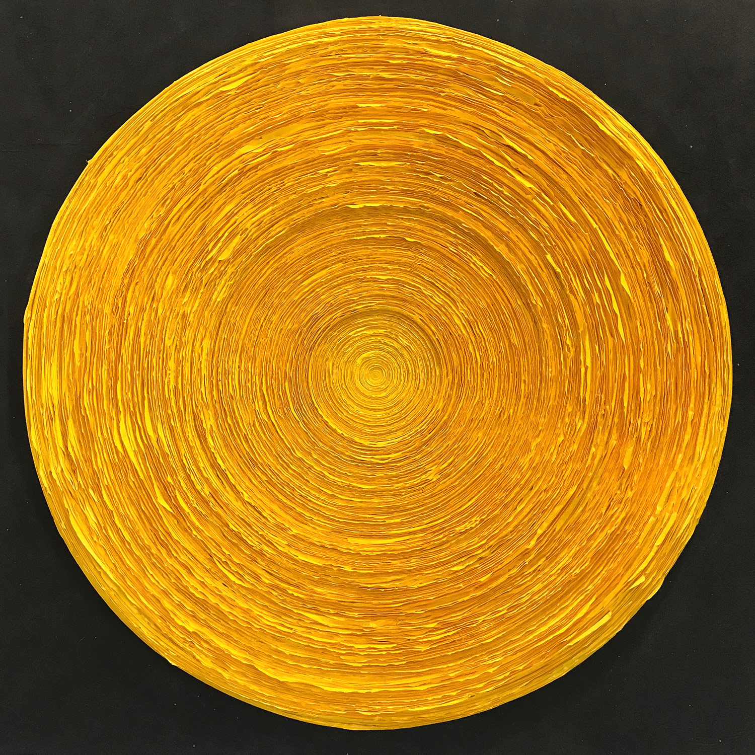 Wave (Honey Yellow), 2015