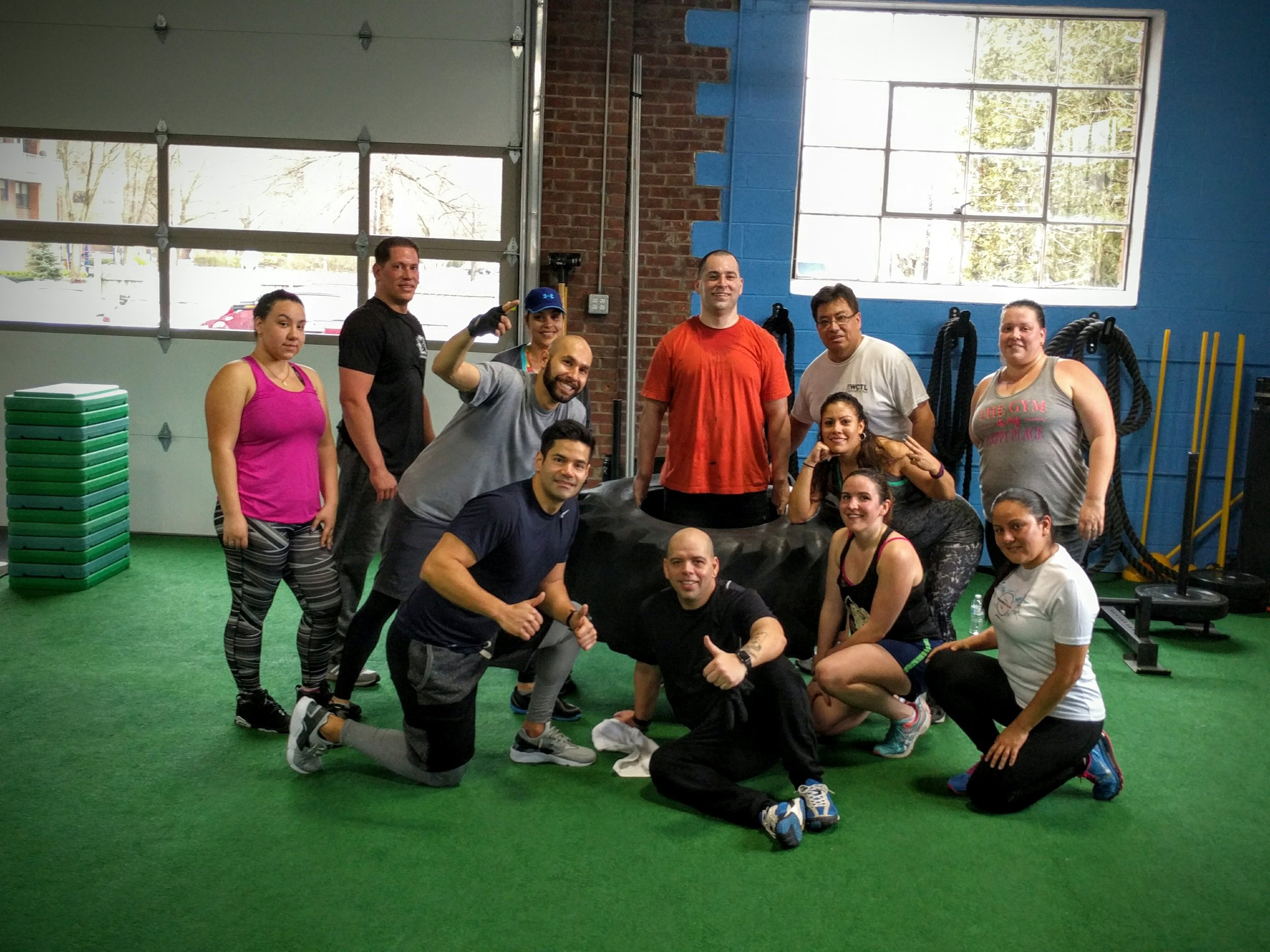 Group Fitness - Hybrid Strength ClubWed 7:30pm Sat 10:30am