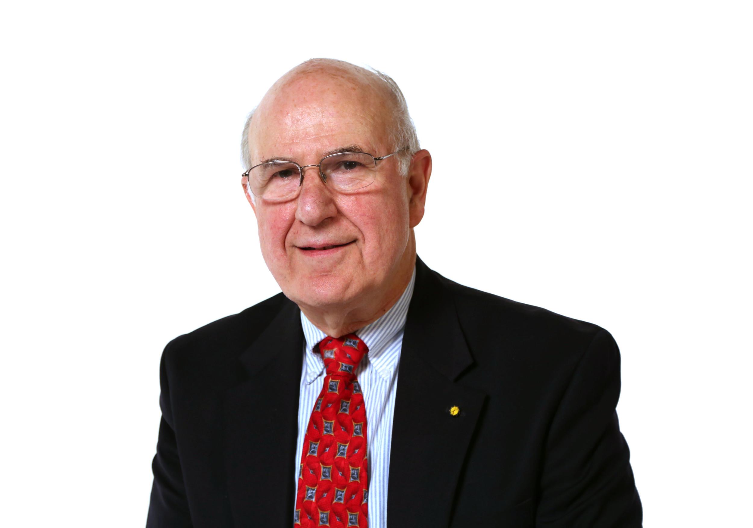 Dr. Gil Omenn, M.D.,Ph.D.