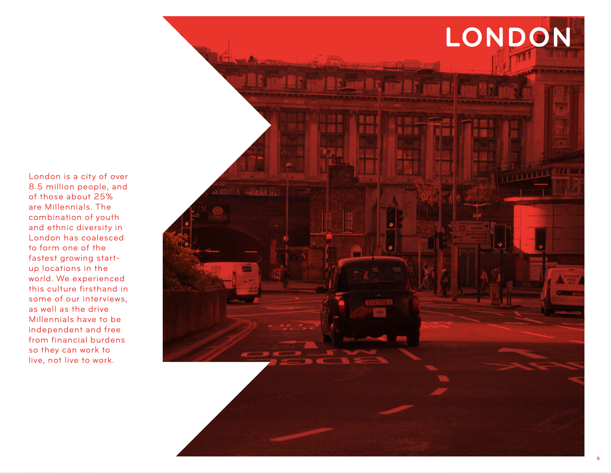 A research themes booklet, with images from the accompanying short films that were produced.