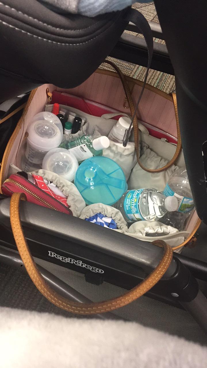 My diaper bag!