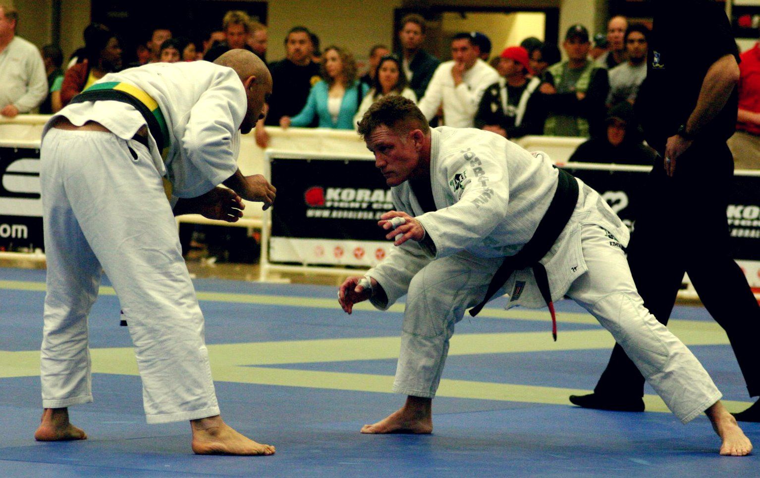Bjj Competition... Which Takedown is Best... for you? Howm many of the on the list do you know?