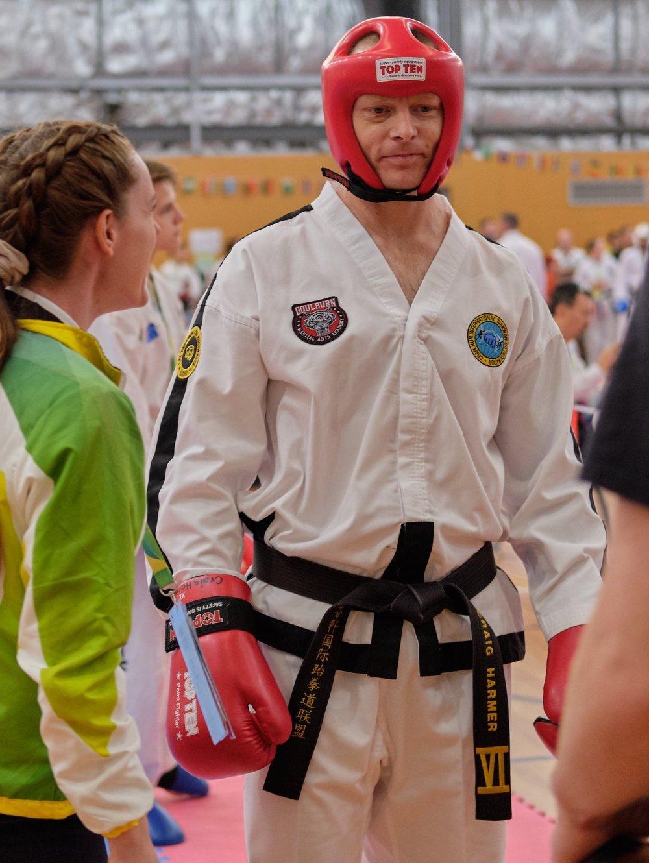 Craig 2019 CHITF World Champion