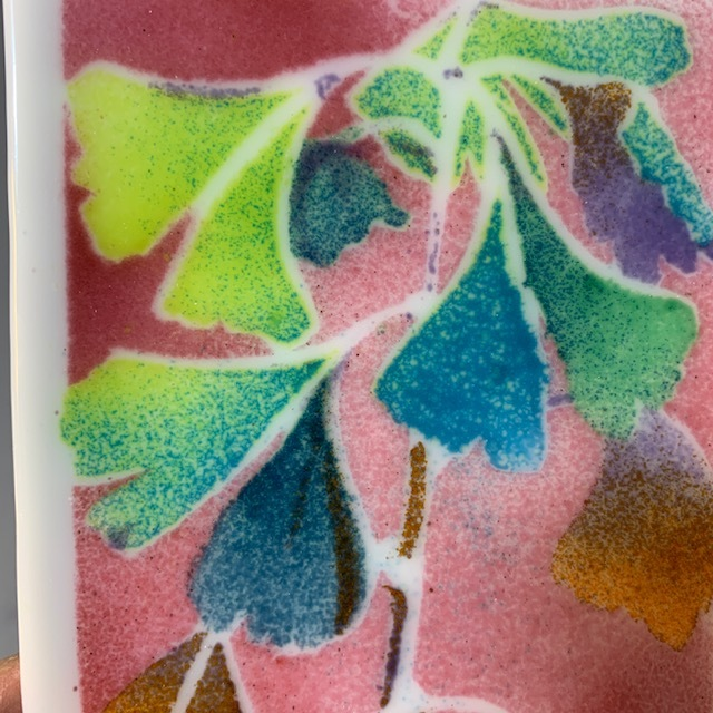 New powder colors 12pk in Fusing Frits category, sampler set.