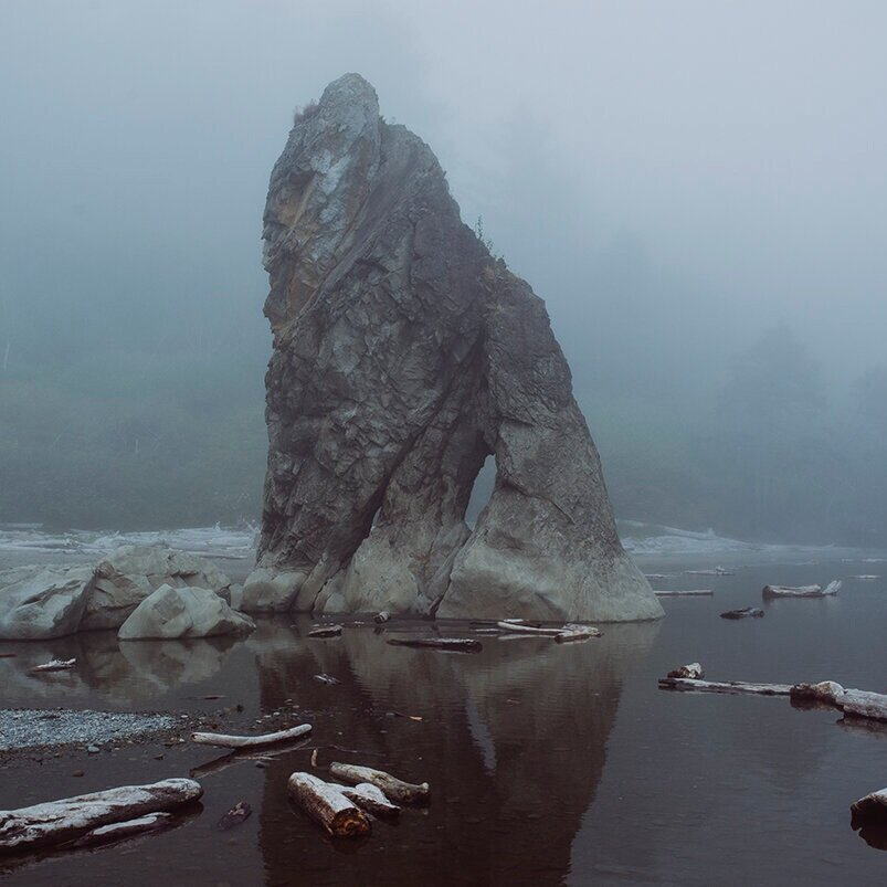 GONE WEST  // two weeks documenting the coastal highway from San Francisco to Seattle