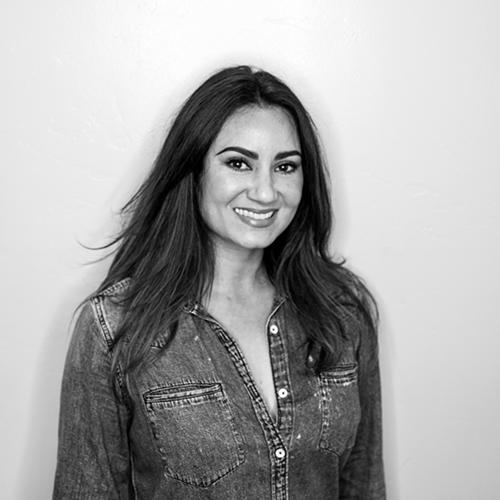 Shannon Azcaiturrieta at The Lab A Salon