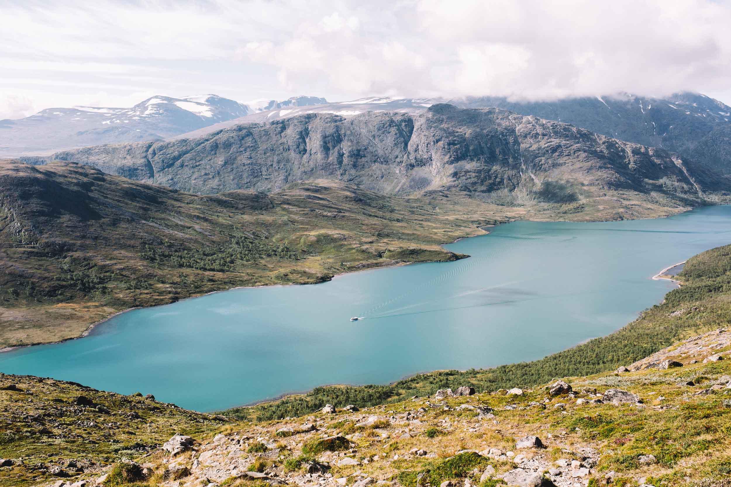 Besseggen Ridge, Norway