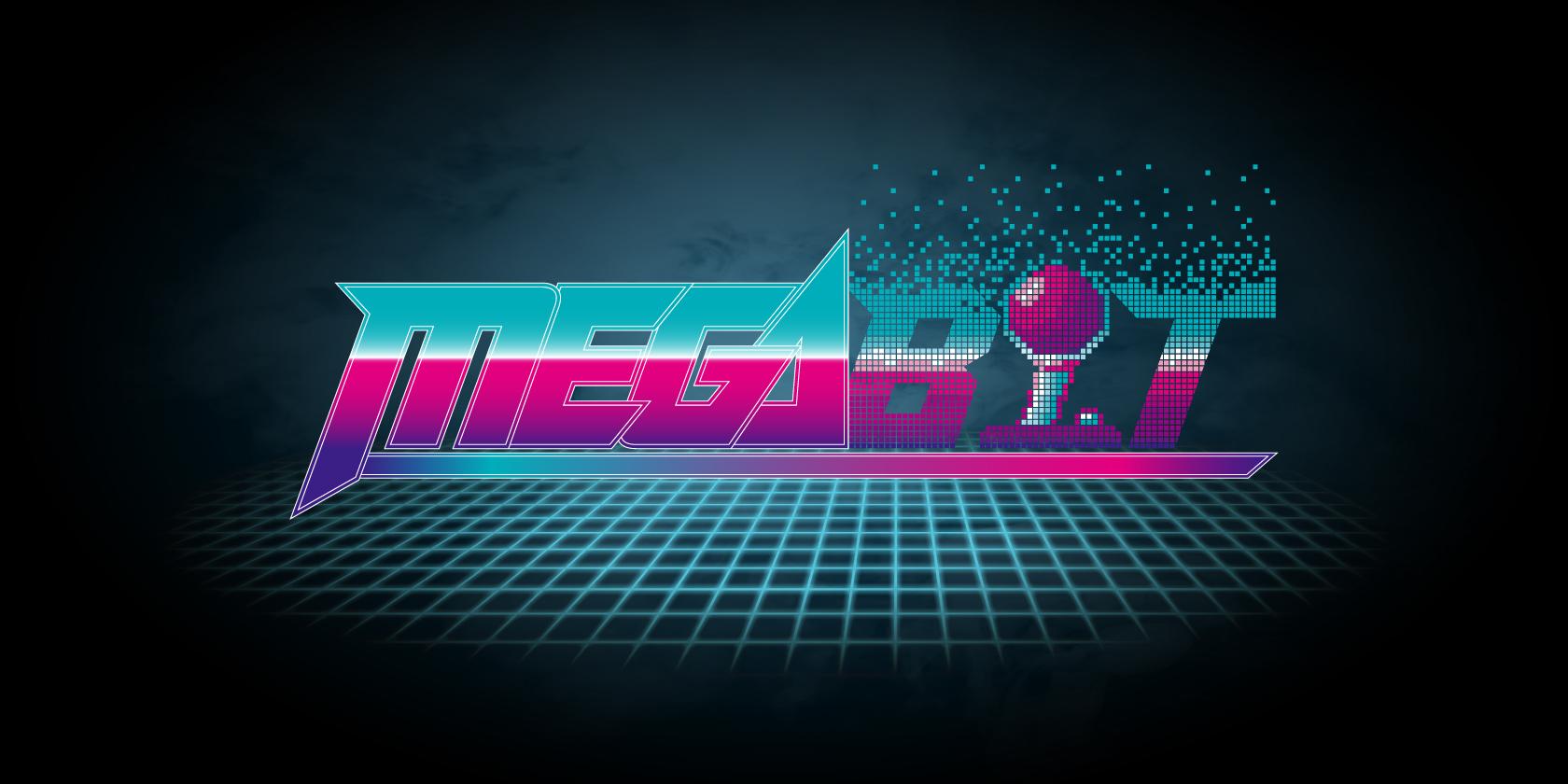 MEGABIT Continue? 遊戲特展