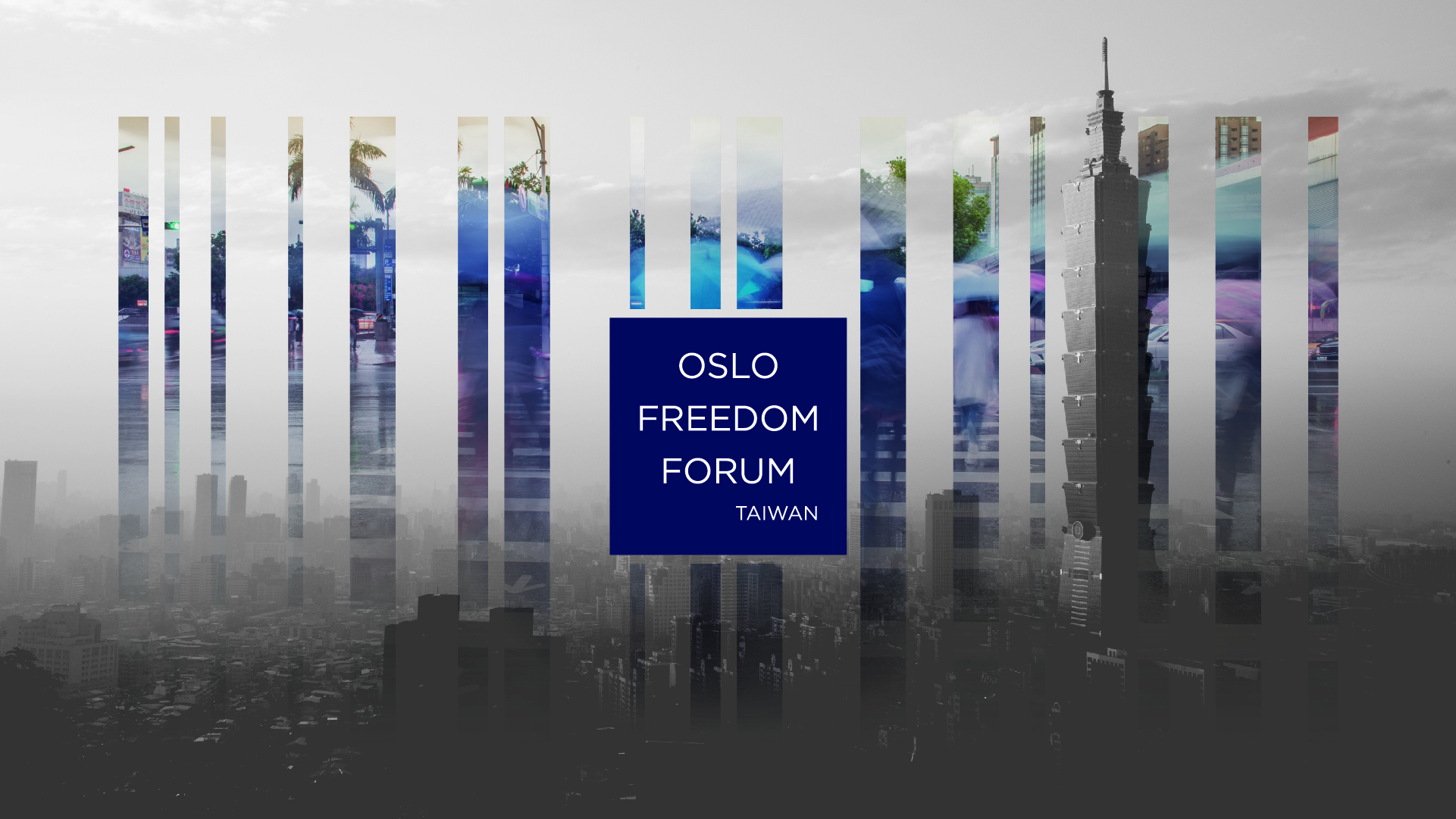 Oslo Freedom Forum Taiwan 2018