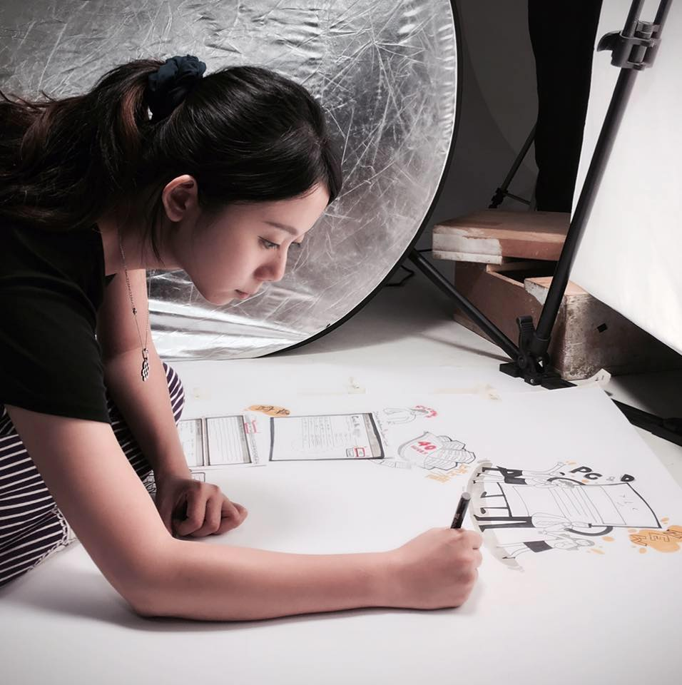 Rae Chou - 視覺圖像記錄師 | Graphic Recorder