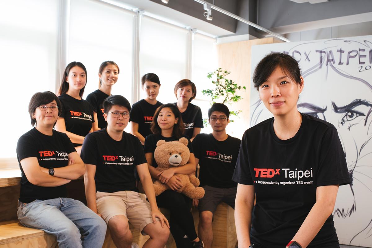 TEDxTaipei Team