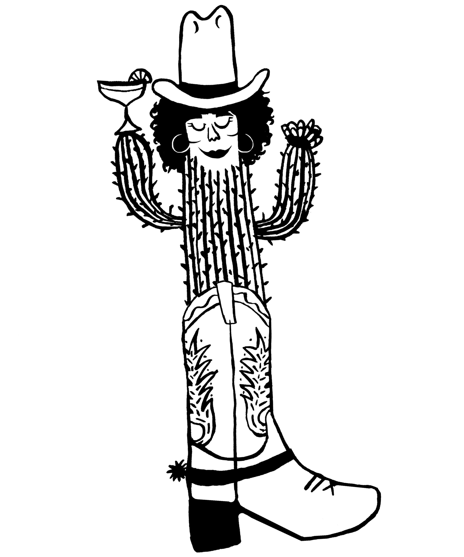 Cactus Mama