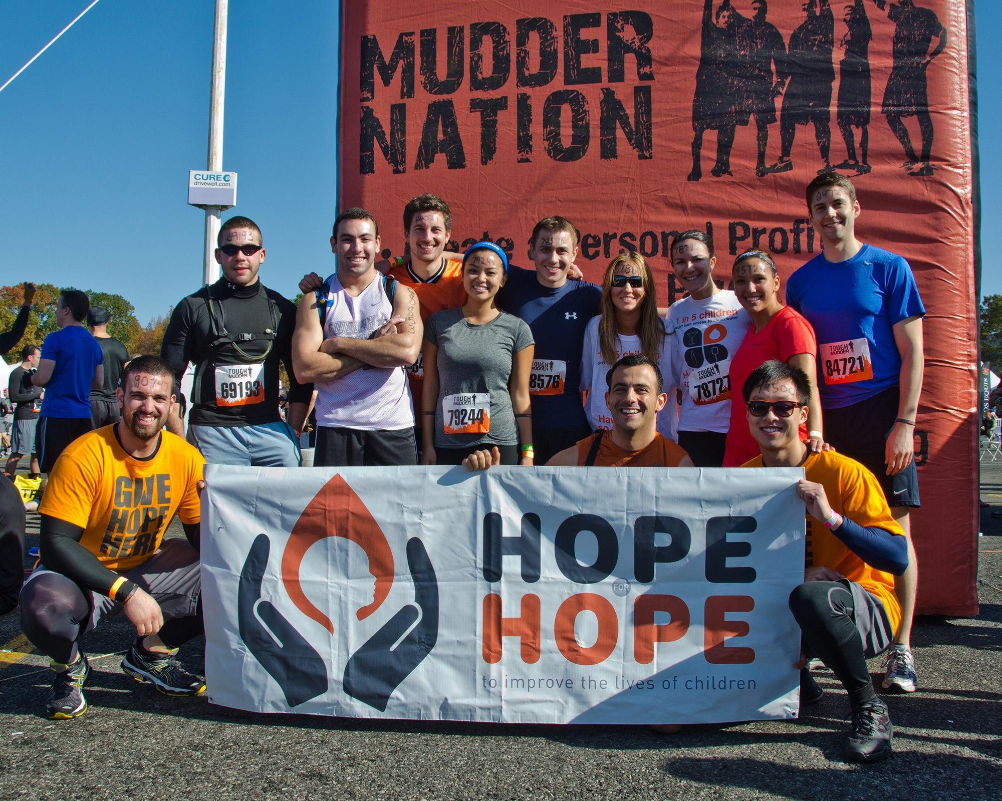 Daniel Reitman and Hope For Hope Tough Mudder TEam.jpg