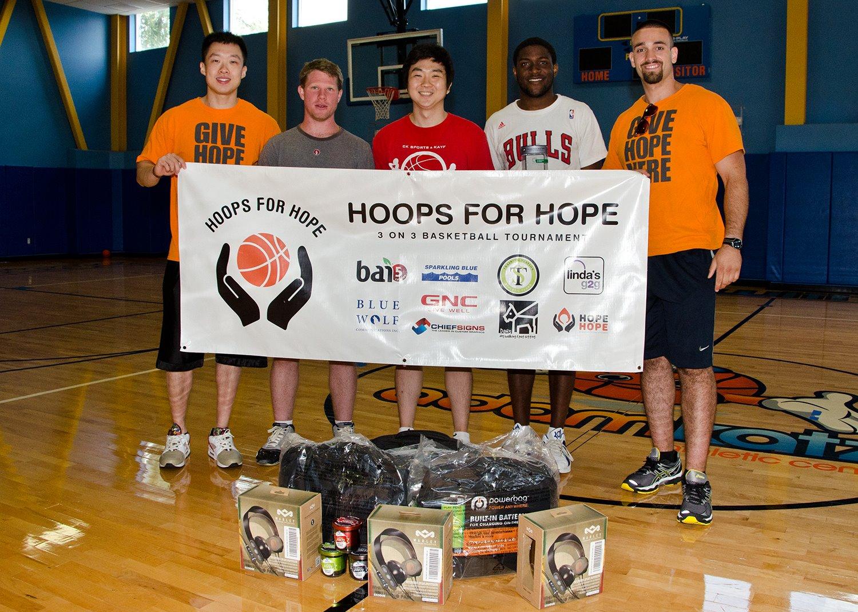 Daniel Reitman at Hope For Hope Hoops for Hope Basketball Tournament.jpg