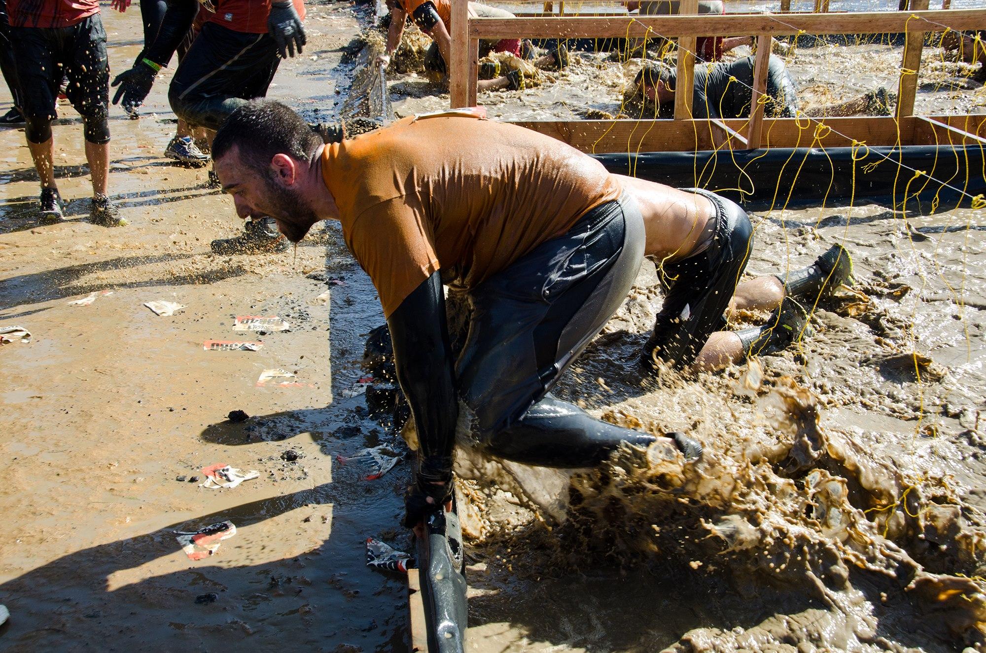 Daniel Reitman during Hope For Hope Tough Mudder Fundraiser.jpg