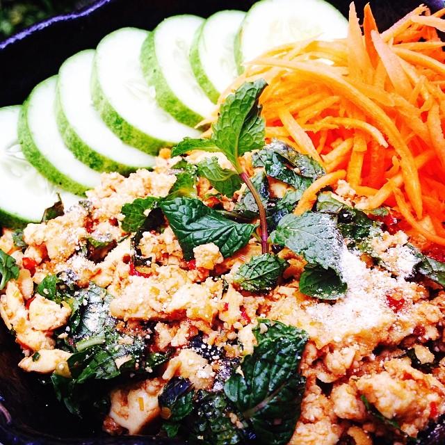 Tofu Laab