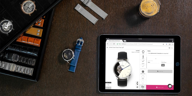 手錶設計服務