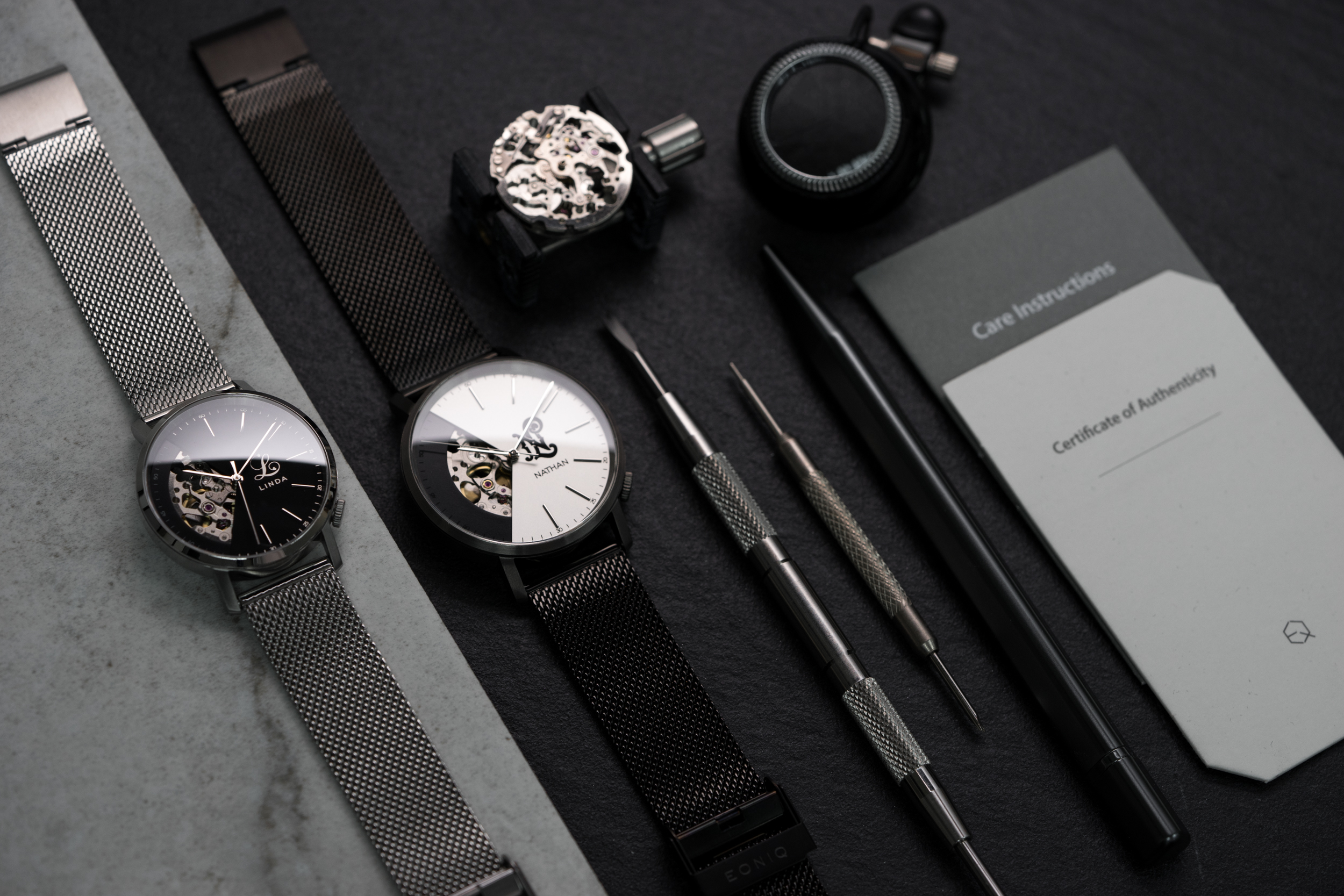 Mechanical Watches - The Perfect Pair