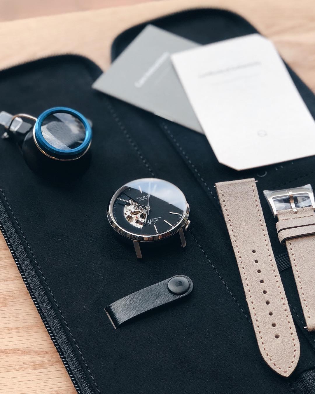 自己設計手錶