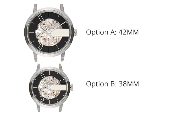 Workshop includes a pair of Pinot Blanc couple watches (available sizes: 42mm and 38mm)