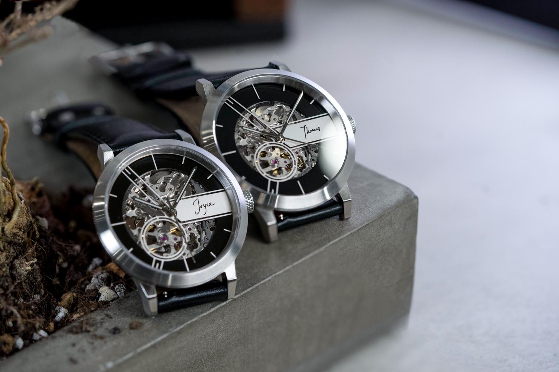 3月限定工作坊:Pinot Blanc 情侶腕錶移印錶面設計工作坊