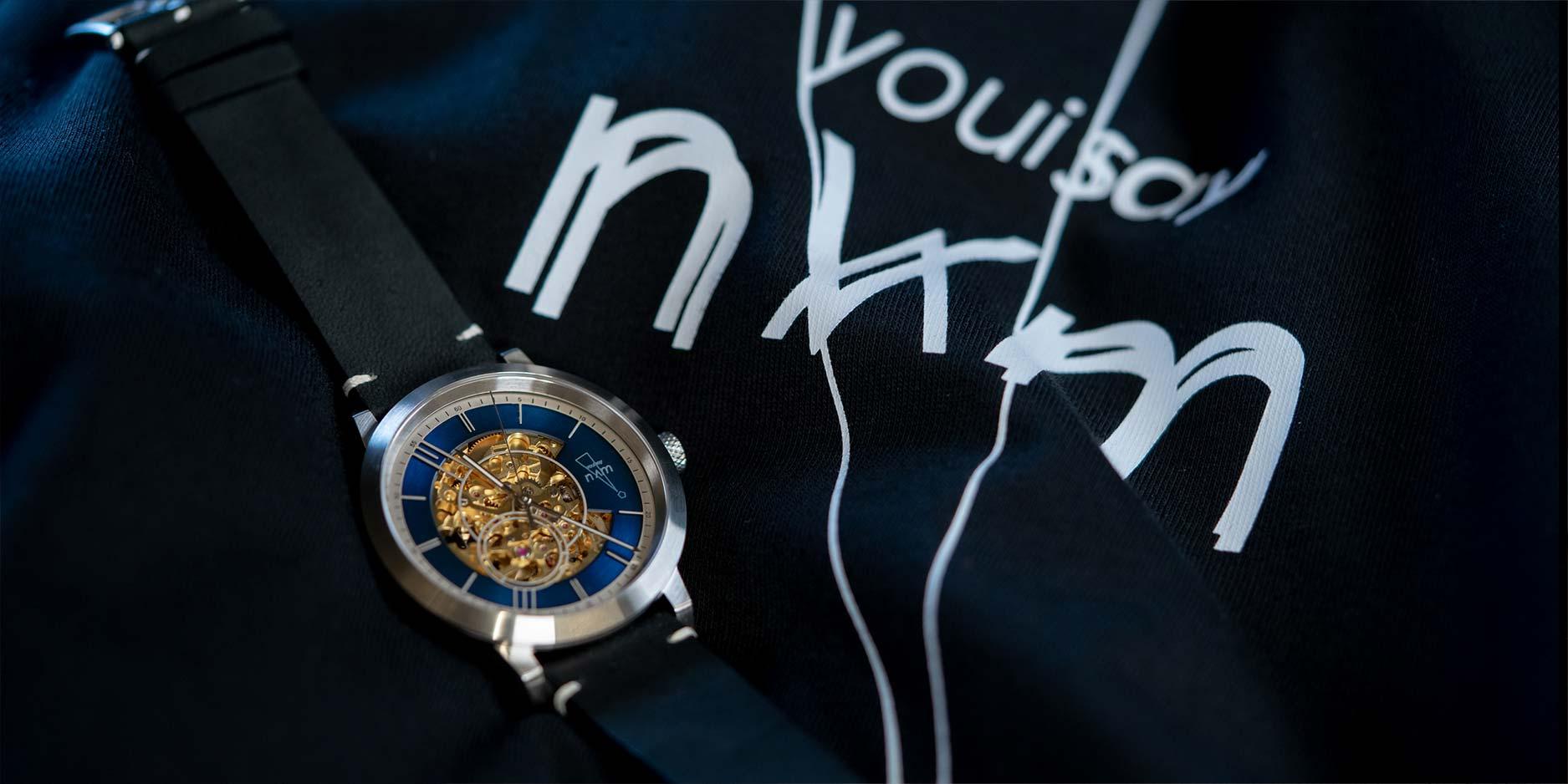 "工作坊已包括Numb x EONIQ crossover 腕錶一枚及Numb Apparel ""You Say"" T-shirt 一件  限定優惠:HK$1,980"