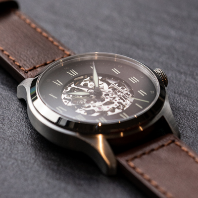 Custom Mechanical Watch