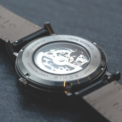 Custom Skeleton Watch