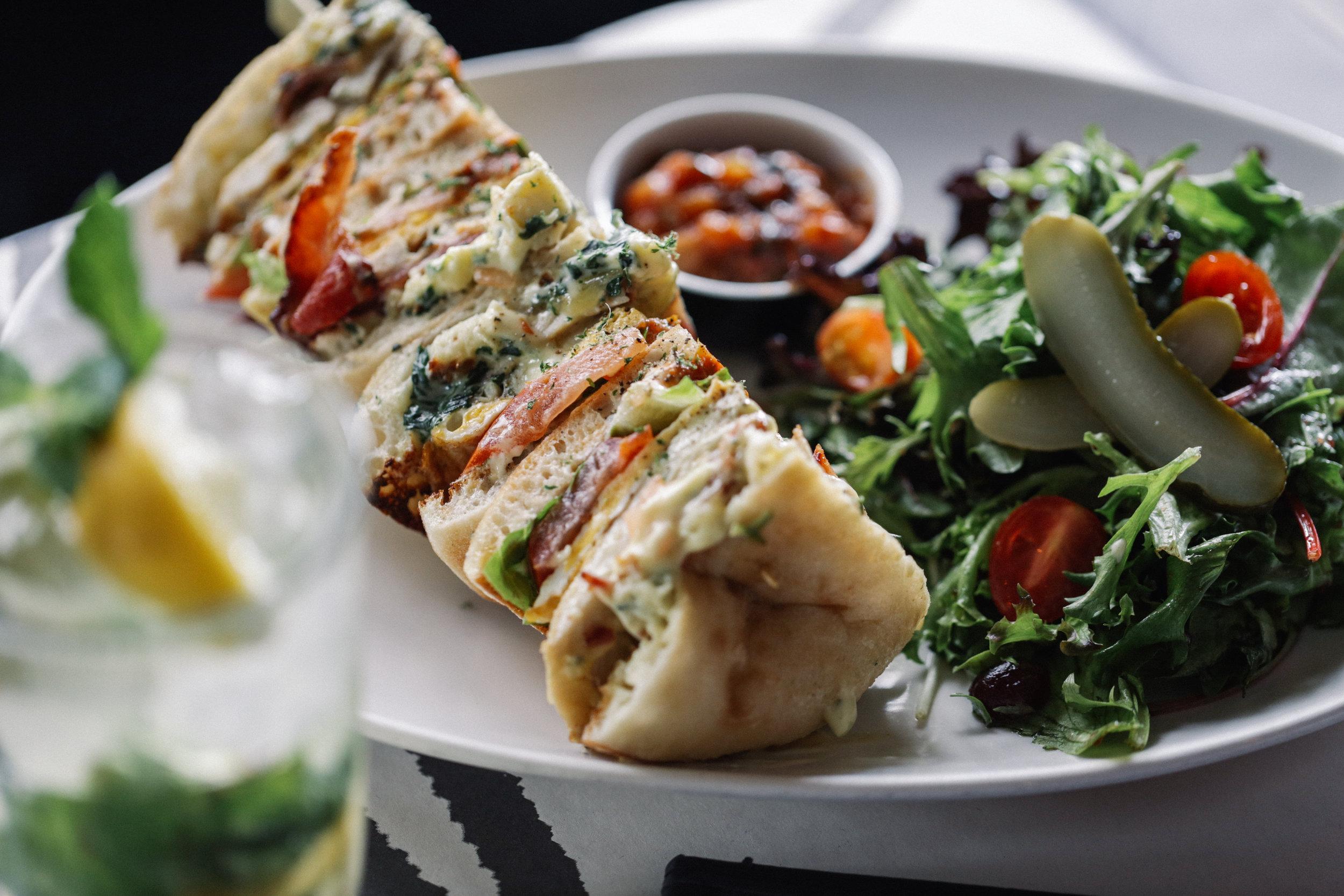 PS. Club Sandwich