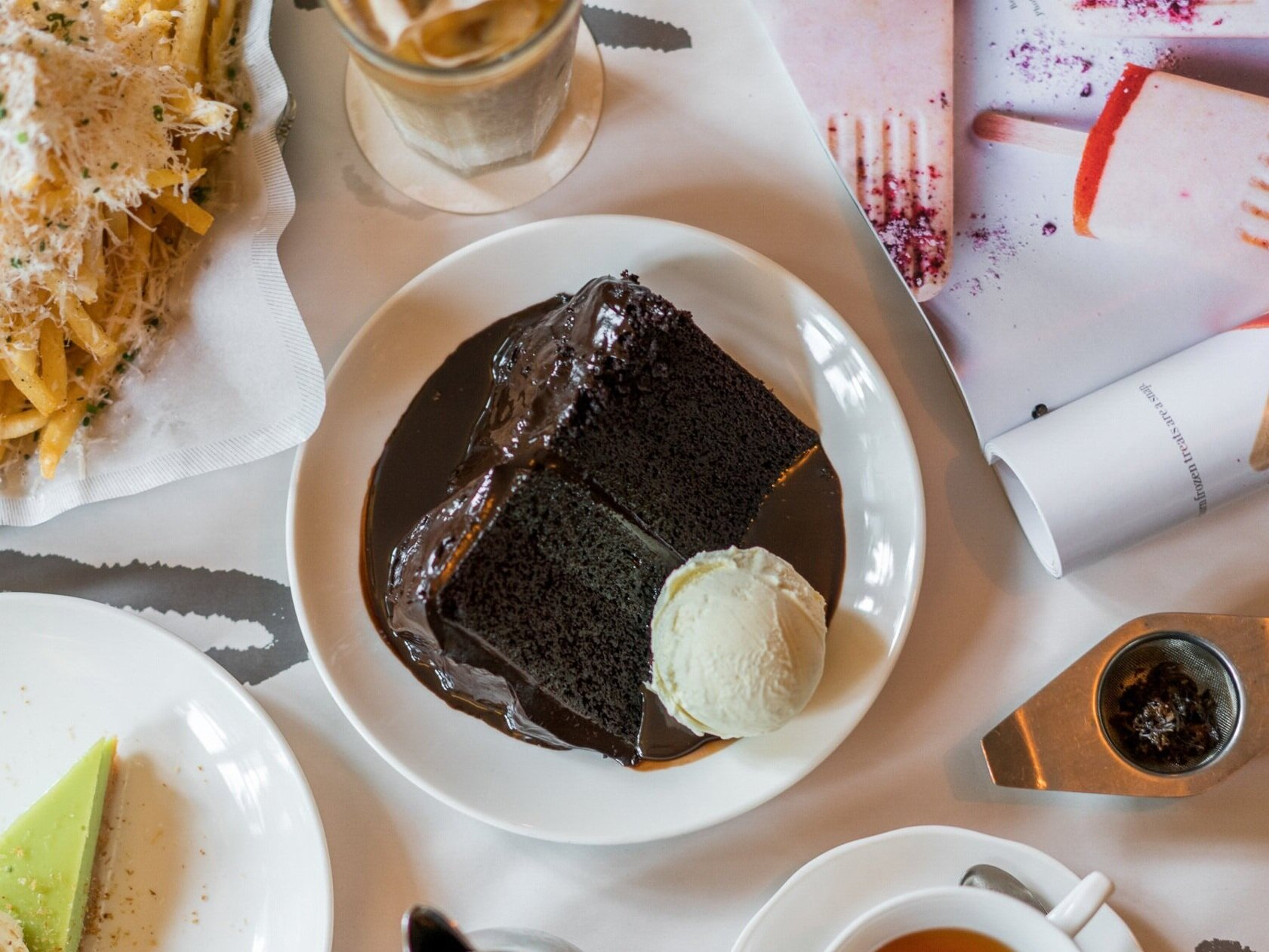 PS. Double Chocolate Blackout Cake / 더블 초콜렛 블랙아웃 케이크