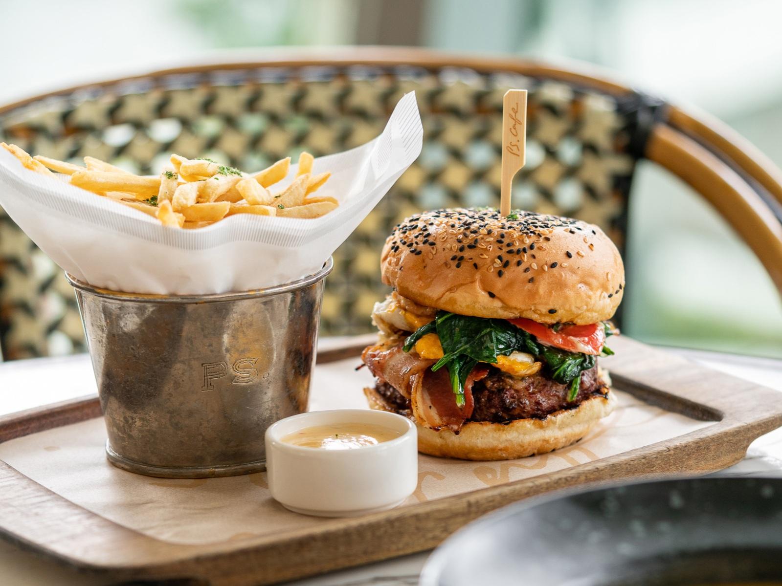 PS. Brunch Burger / PS. 브런치 버거