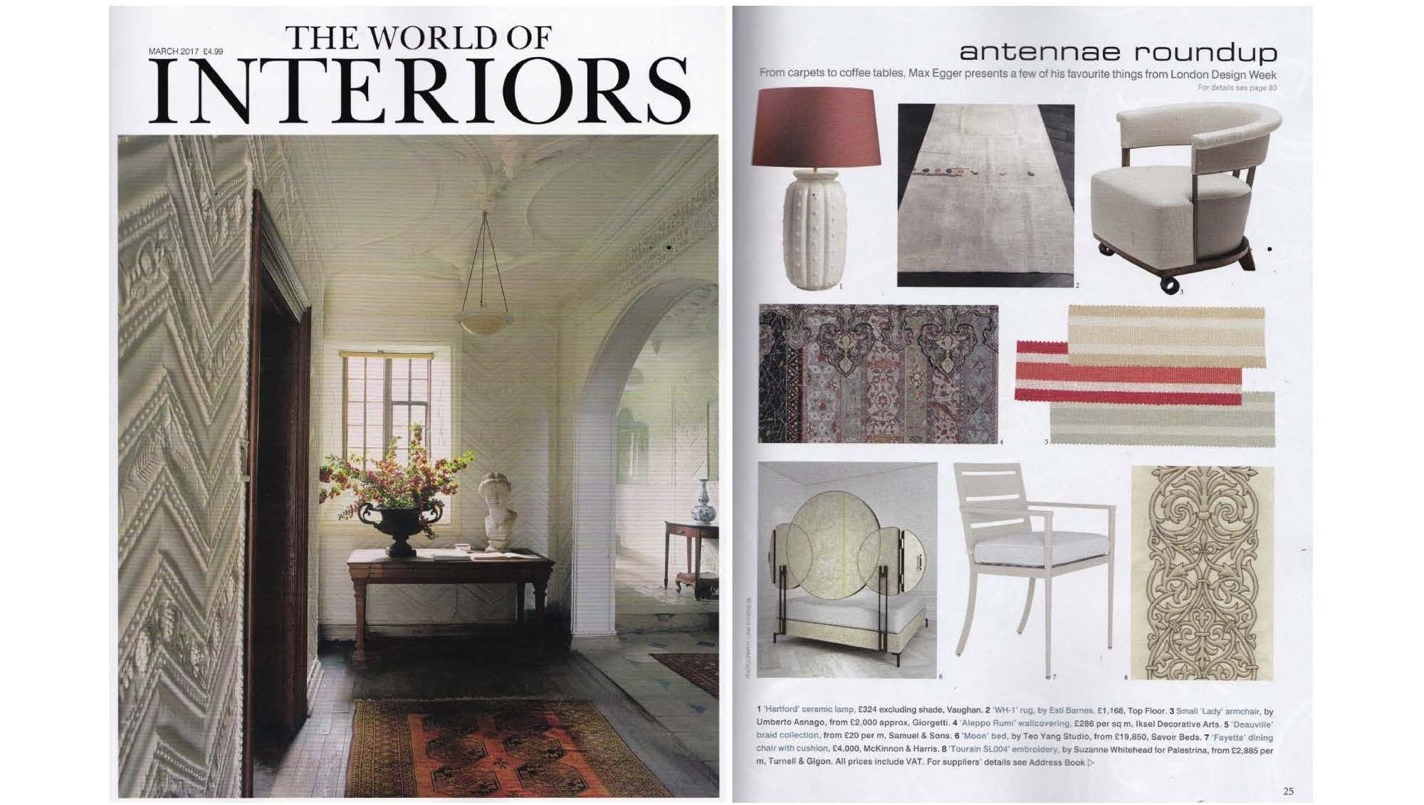The World of Interiors(UK)
