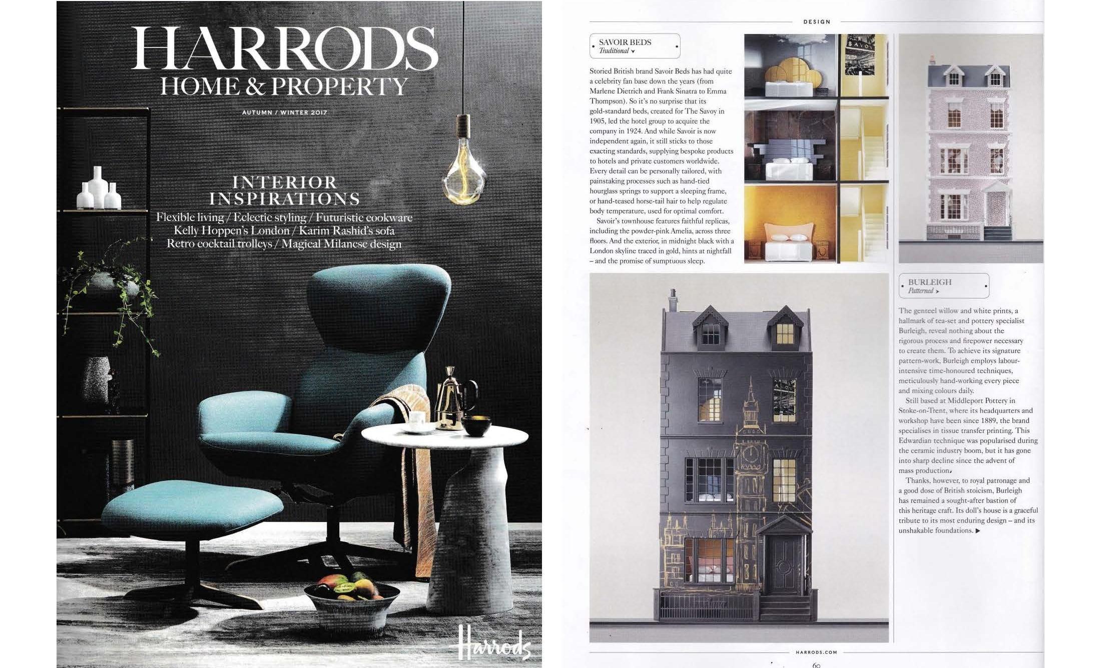 Harrods Home&Property(UK)