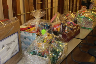 Outstanding hampers created by every class