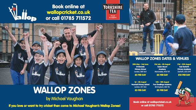 Please visit  Wallop Cricket  to sign your child up for the half term cricket camp at St. Edward's.