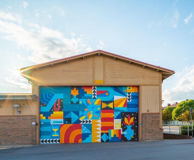 JULIA RIO (@juliariorio) for ARTSCAPE 2019 LJUSDAL! 🦚✨🎨 #artscape2019ljusdal #juliario #juliariordan #artscape #ljusdal #bagargränd #artscape2019 #artscapeljusdal #gatukonst #muralism #streetart #urbankonst #urbanart #ruralmurals #streetartljusdal #streetartsweden #spraycanart